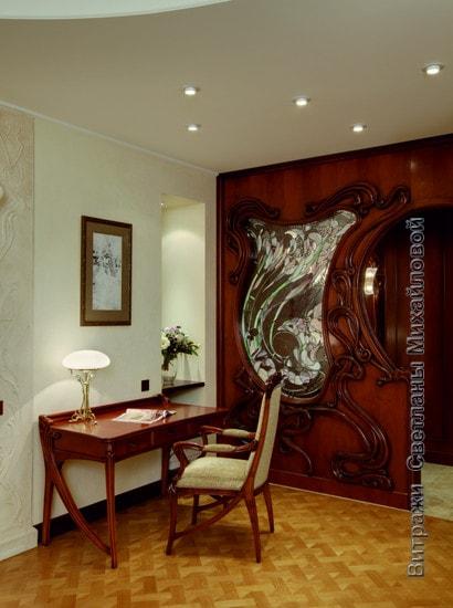 Витраж interior 037 № 202